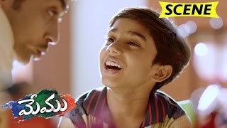Surya Opposes Nishesh And Vaishnavi Parents Over Join Children In Hostel - Memu Movie Scenes