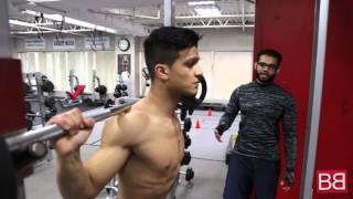 How to: Do Barbell SQUATS for Massive LEGS! (Hindi / Punjabi)