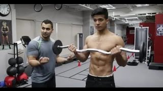 How to: GAIN INCHES on your BICEPS with 21's!  (Hindi / Punjabi)