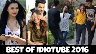 Best Pranks Of 2016 - iDiOTUBE Pranks In India
