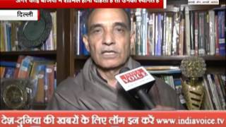 INDIA VOICE EXCLUSIVE INTERVIEW WITH BJP LEADER SATYAPAL SINGH