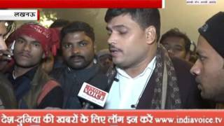 samajwadi siyasi drama watch india voice special report from lucknow