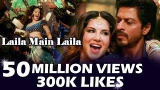 Laila Main Laila CROSSES 50 MILLION VIEWS & 300K LIKES - RAEES - NEW RECORD