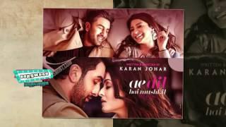 Ranbir and Anushka onscreen chemistry - Ae Dil Hai Mushkil - Karan Johar - Aishwarya Rai Bachchan