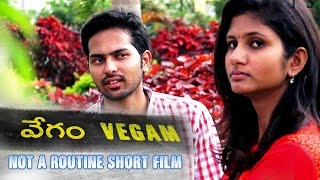 Vegam - వేగం Telugu Latest Short Film 2016  - A Short Film By Trendsetter Productions