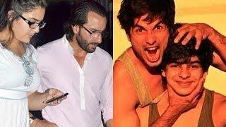 Saif Ali Khan's daughter Sara Ali Khan & Shahid Kapoor's brother Ishaan Khattar BOLLYWOOD DEBUT