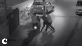 Girl Sexually Assaulted by Two Men On Scooter
