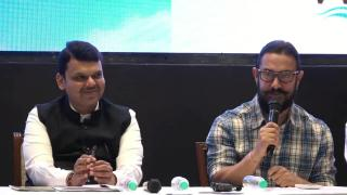 Aamir Khan aims to make a Drought-Free Maharashtra