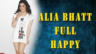 Alia Bhatt Full Happy as DJ - ea dil hai mushkil movie - Ranbir Kapoor || Alia Bhatt