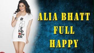 Alia Bhatt Full Happy as DJ - ea dil hai mushkil movie - Ranbir Kapoor || Alia Bhatt