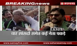 Babul Supriyo over vandalized on his house by TMC activists in Asansol