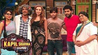 The Kapil Sharma Show - Iulia Vantur & Himesh Reshammiya - Aap Se Mausiiquii Promotion