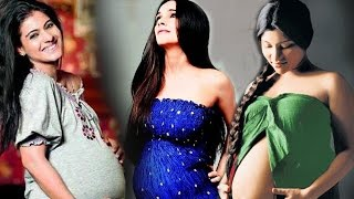 7 Actresses Who SHOT FOR FILMS During Their PREGNANCY