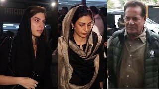 Bollywood Celebs At Abis Rizvi's PRAYER MEET