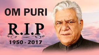 Shocking! Om Puri PASSES AWAY After A Massive Heart Attack - RIP
