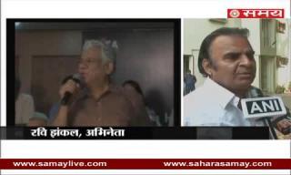 Ravi Jhankal condoles actor Om Puri's death