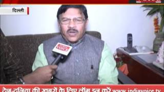 BJP shyam jaju exclusive interview with india voice