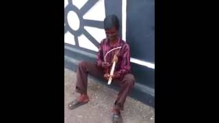Never seen before! Such an amazing talent from indian roadside.