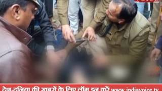 body found hanging from a tree in bhagpat