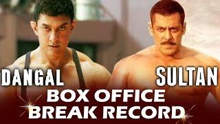 Aamir's Dangal BREAKS ALL RECORD Of Salman's Sultan - Becomes Highest Grosser Film