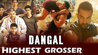 Aamir Khan's Dangal BECOMES HIGHEST GROSSER MOVIE Of All Time