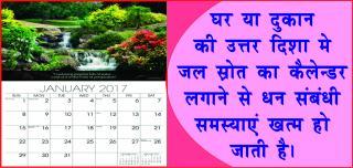 Effects of calendar in Vastu & Astrology कैलेन्डर बदला समय नही, बताय