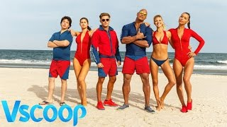 Baywatch Official Trailer 2 | Priyanka Chopra, Dwayne Johnson, Zac Efron #Vscoop