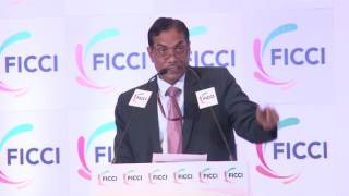 Dr Trilochan Mohapatra at FICCI's 89th AGM