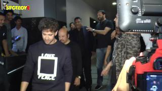 Hrithik Roshan and Ex-wife Sussanne Khan Celebrate his Birthday Together | SpotboyE