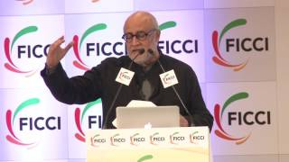 Urbanization in India – An Architect's Perspective at FICCI's 89th AGM