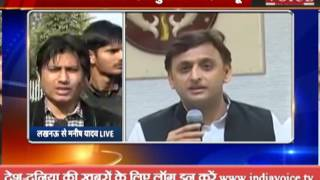 knows about what happened meeting between mulayam singh and akhilesh yadav