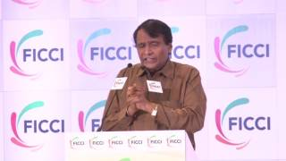 Special Session with  Mr Suresh Prabhu at FICCI's 89th AGM