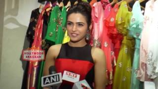 EXCLUSIVE PREVIEW OF DESIGNER RAJAT TANGRI & DEEPA GURNANI  COLLECTION WITH MANY CELEBS