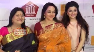 VETERAN ACTOR HEMA MALINI LAUNCH CHATRABHUJ NARSEE
