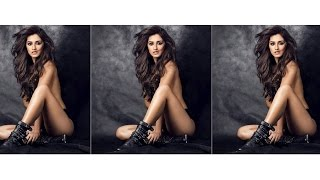 Disha Patani Goes Topless For Daboo Ratnani's 2017 Calendar