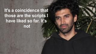 Aditya Roy Kapur want to be Action hero, not chocolaty Boy
