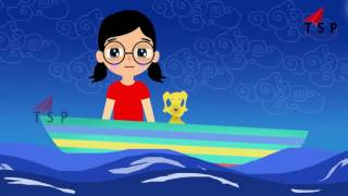 Colour Song For Kids | Learning Colours From Rhymes | Childrens Colour Song | TSP Kids Rhymes