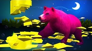 Colour Bear Kids Rhymes - Learn Colours For Kids - Popular Nursery Rhymes || TSP Kids Rhymes