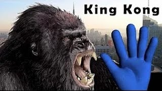 Gorilla Finger Family Rhymes 2016 - Animal Rhymes For Kids - Popular Rhymes - TSP Kids Rhymes