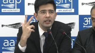 Aap Leaders Expose the Income tax Dept Conspiracy to Harass the Party