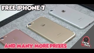 How To Get IPHONE 7, Ford Mustang For Free.