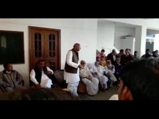 कैबिनेट मंत्री शाहिद मंजूर के खिलाफ मामला दर्ज