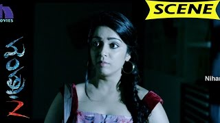 Charmy And Chetan Team Stuck In Ghost House - Horror Scene - Mantra-2 Movie Scenes