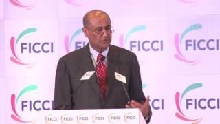 Mr RV Kanoria at FICCI's 89th AGM