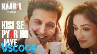Kisi Se Pyar Ho Jaye Recreated | Kaabil | Hrithik & Yami's Bblind Romance #Vscoop