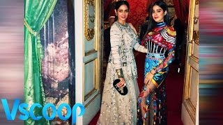 Jhanvi Kapoor Is The New Hot fashionista In Town #Vscoop