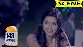 Jagan Making Fun With Friends - Superb Comedy Scene - 143 Hyderabad Movie Scenes