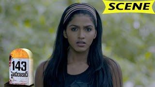Psycho Killer Van Follows Dhansika - 143 Hyderabad Movie Scenes