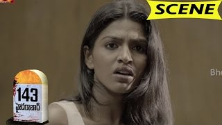 Dhansika Scared Over Arun Goes Missing In Forest - 143 Hyderabad Movie Scenes
