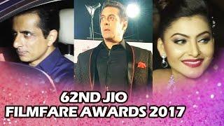 Jio Filmfare Awards 2017 - Red Carpet Bollywood Celes At Jio Filmfare